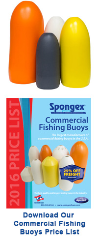 Spongex Commercial Fishing Buoys Price List